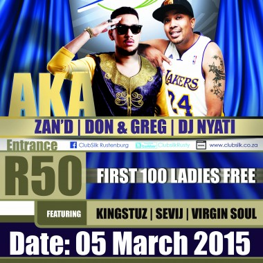 AKA | DON & GREG | DJ NYATI