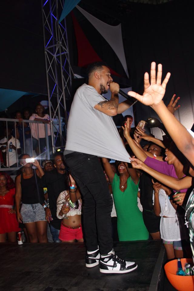 AKA at Club Silk Rustenburg