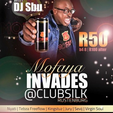 Mofaya Invades Club Silk