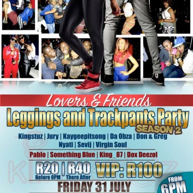Leggings N Trackpants Party Season 2